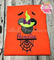 Minnie Mouse Halloween Shirt - Tulled Dreamers