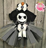 Jack Skellington Tutu Outfit - Tulled Dreamers