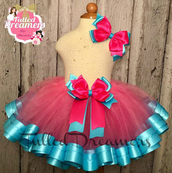 Cotton Candy Tutu - Tulled Dreamers