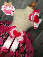 Valentines Heart Tutu - Tulled Dreamers
