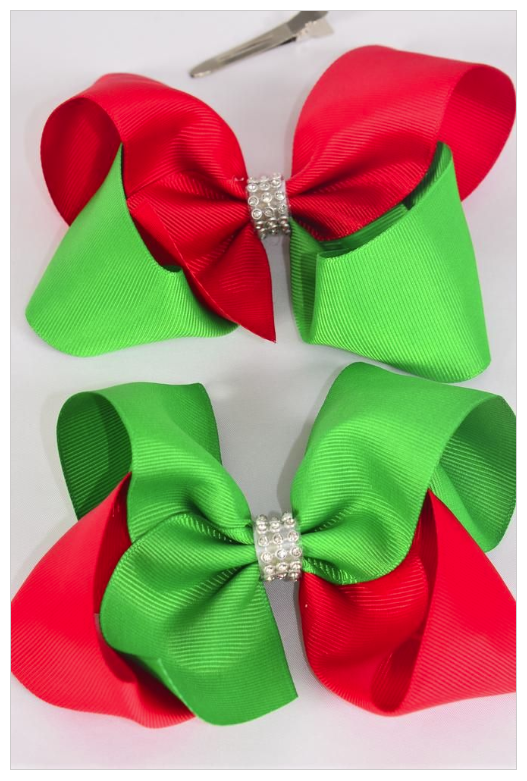 Christmas Twist Bows