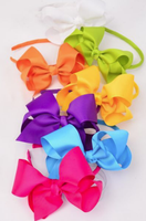 Neon Horseshoe Headbands