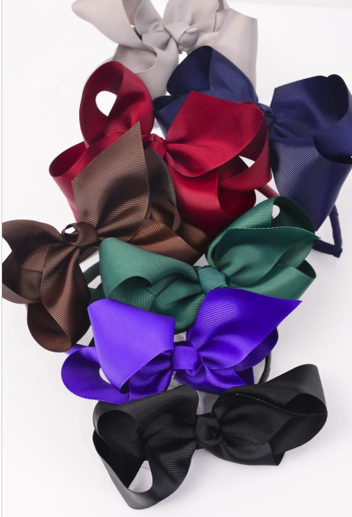 Fall Colors Headbands
