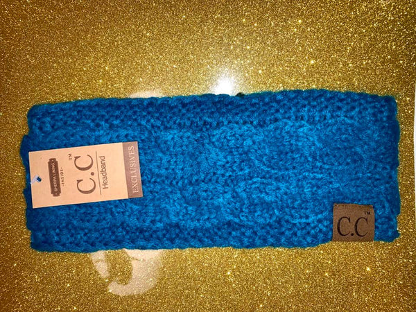 cc headbands