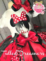 Disneyland Mickey Mouse Tutu Outfit - Tulled Dreamers