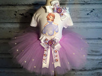 Sofia The First Tutu - Tulled Dreamers