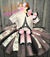 Paris Tutu Outfit - Tulled Dreamers