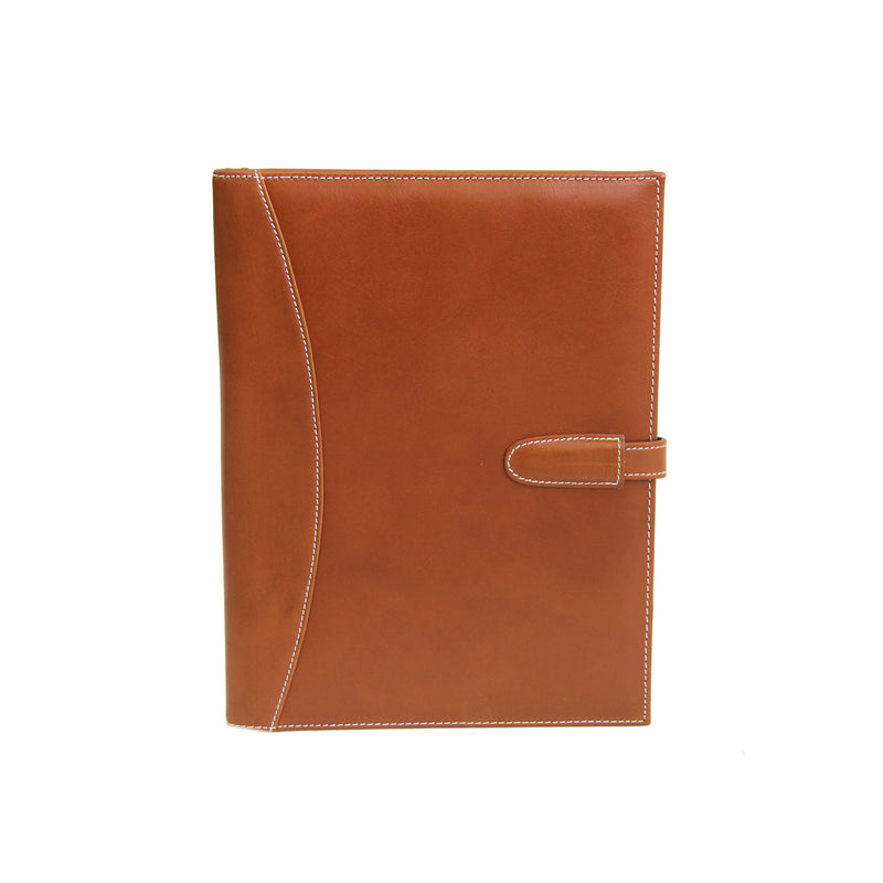 iPad Folio - Saddle Leather