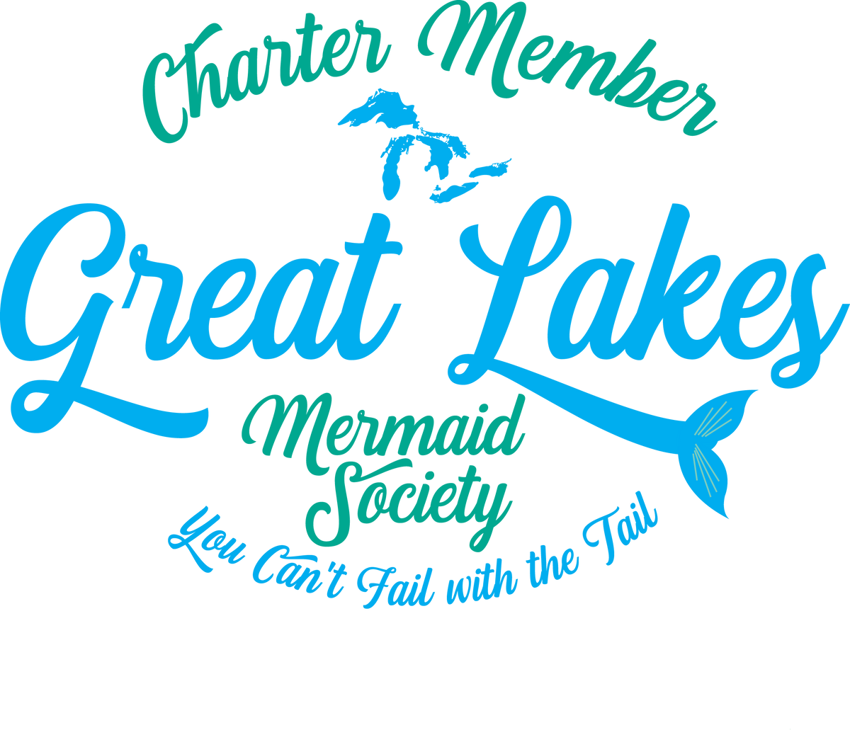 Charter Member Great Lakes Mermaid Society Gift Items