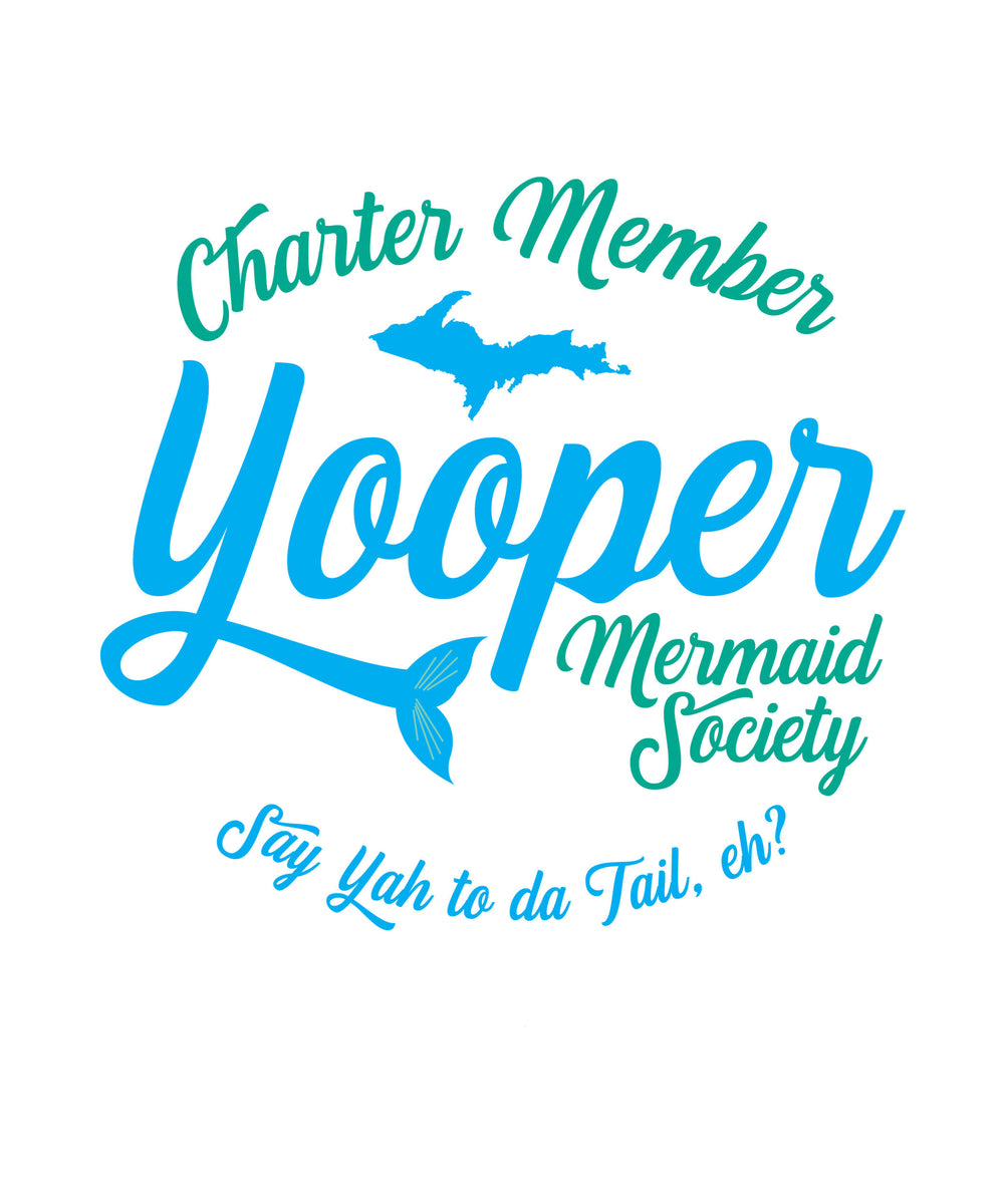 Charter Member Yooper Mermaid Society