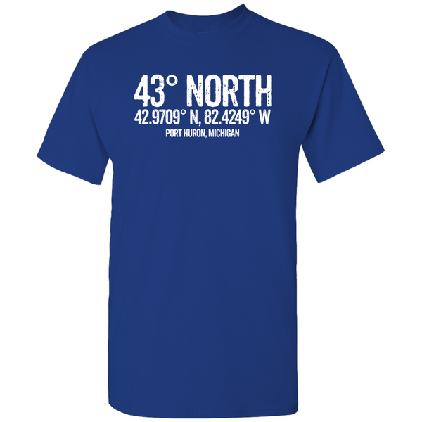 43 Degrees North Men's/Unisex T-Shirts