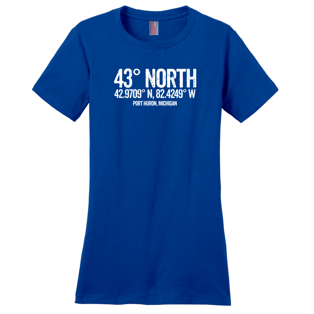 43 Degrees North Women's T-Shirts