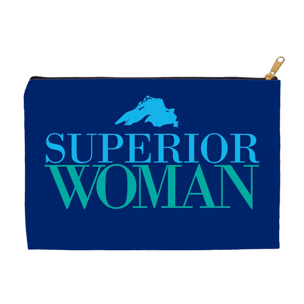 Superior Woman Accessory Pouches -- Cosmetic Bag