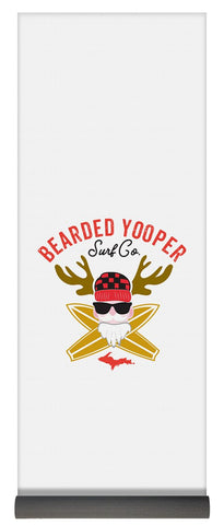 Yooper Yoga Mat - Upper Peninsula Yoga Mat - Bearded Yooper Surf Co. - Yoga Mat