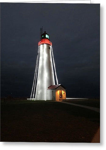 Fort Gratiot Lighthouse Greeting Cards