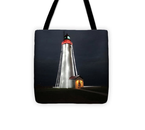 Fort Gratiot Lighthouse - Tote Bag