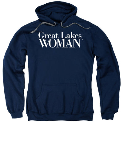 Great Lakes Woman White Logo - Sweatshirt
