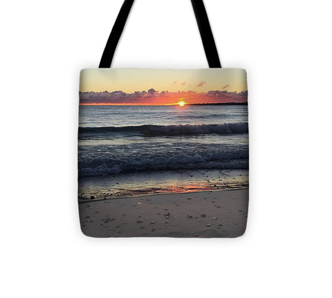 Lake Huron Beach Tote Bag