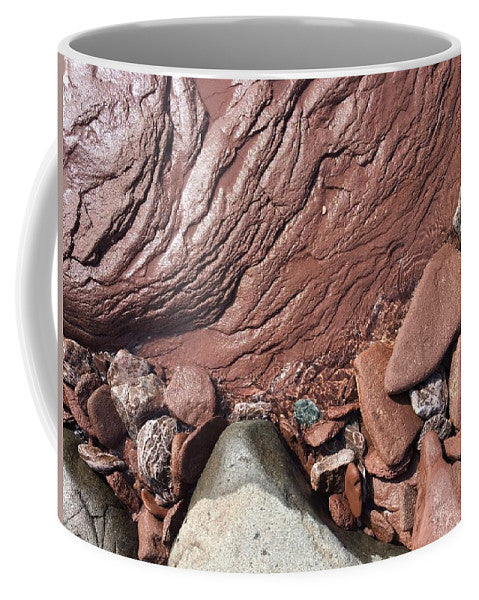 Lake Superior Beach Rock - Mug
