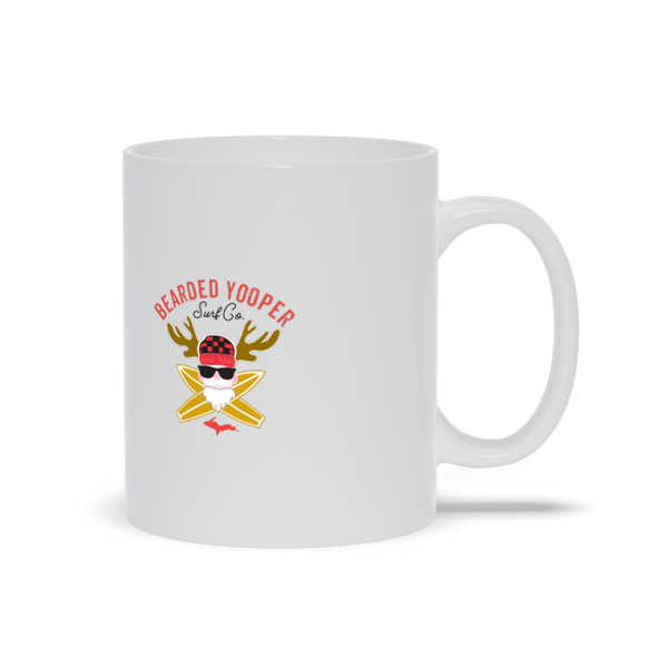 Bearded Yooper Coffee Mug