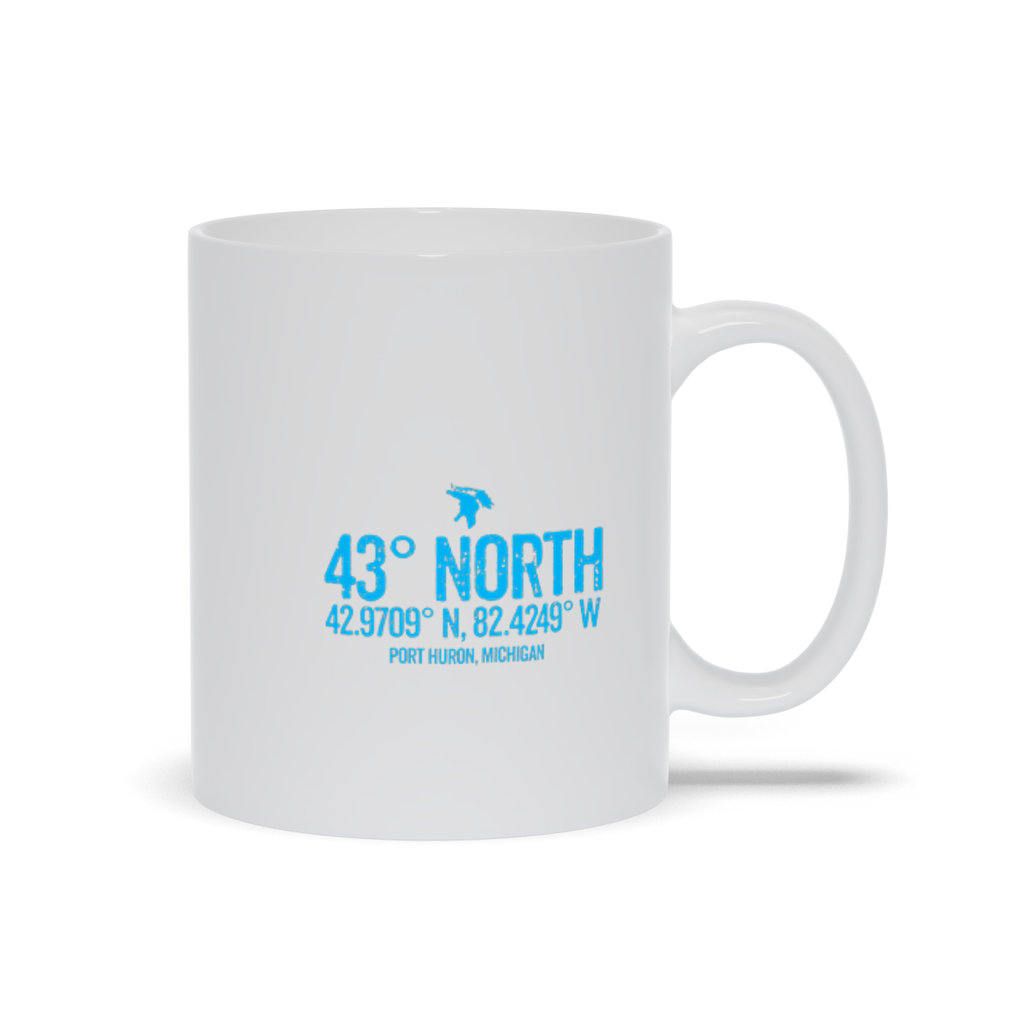 43 Degrees North Mugs