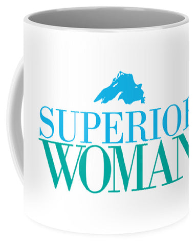 Lake Superior Mug - Superior Woman Mug