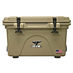 ORCA 26 QUART TAN INSULATED