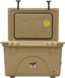 ORCA 40 QUART TAN INSULATED