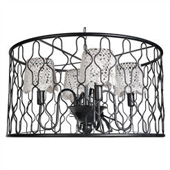"D26x14"" Chandelier (NO SHIPPING)"