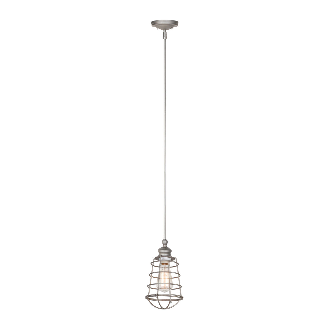 AJAX MINI PENDANT GALVANIZED