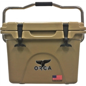 ORCA 20 QUART TAN INSULATED