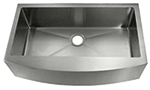 Apron Farmhouse Stainless Sink (NO SHIPPING)