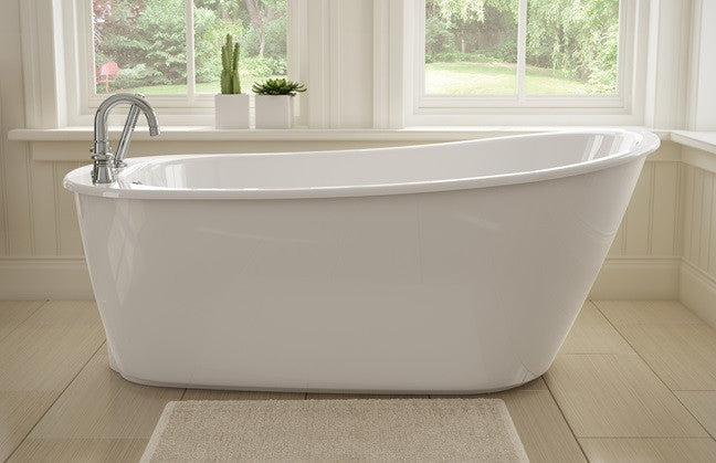 MAAX Sax Tub White (NO SHIPPING)