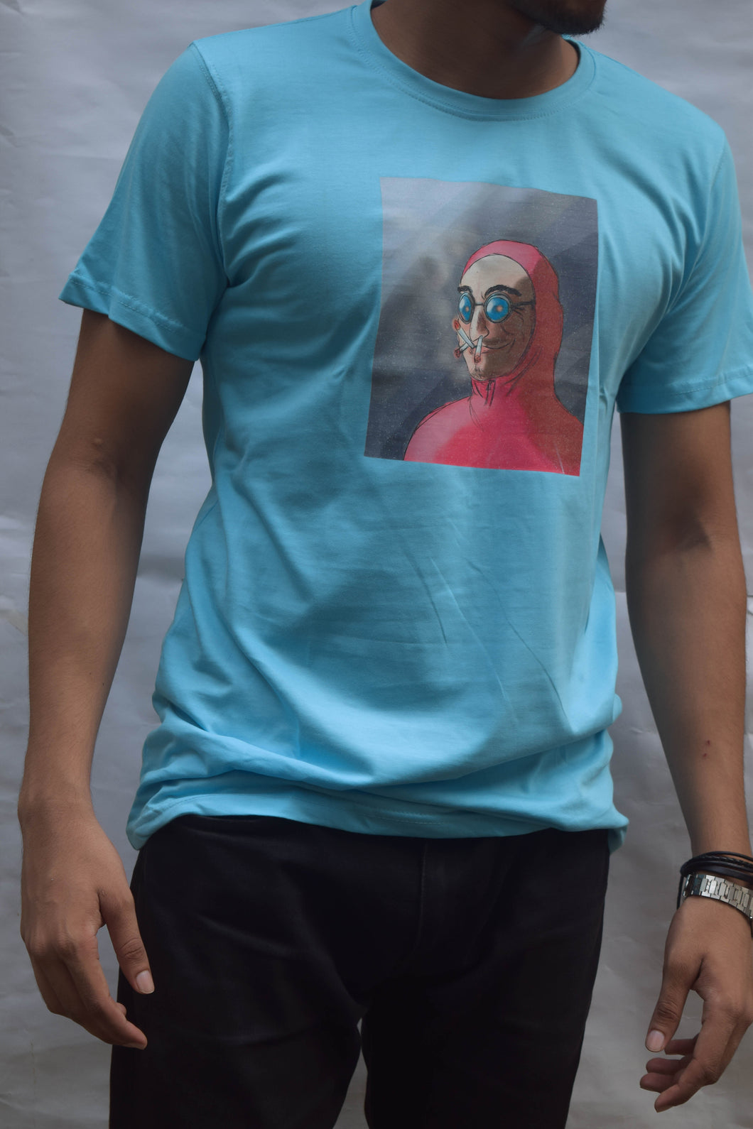 Mint Filthy Frank Tee - MAHN