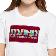Medallion Embroidered T-shirt