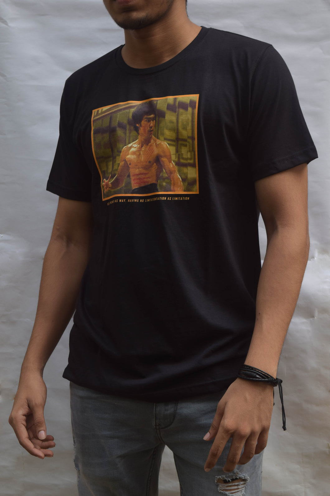 Bruce Lee - No Limitations Tee - MAHN