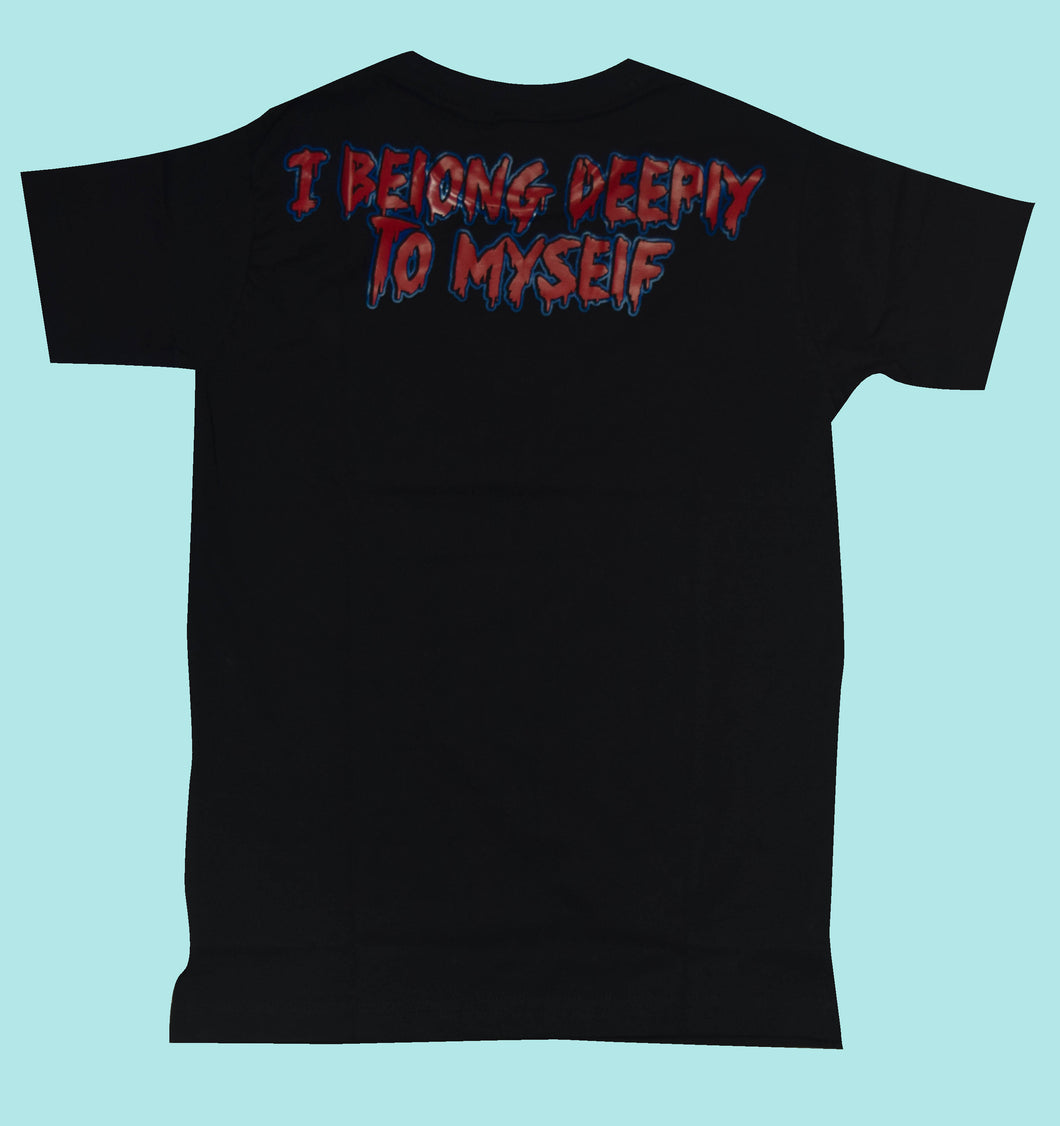 Self Love tee - MAHN