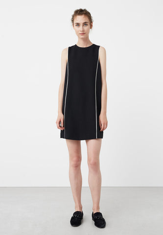Mesh Cotton Dress