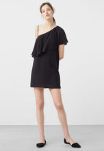 Mid One-shoulder Dress
