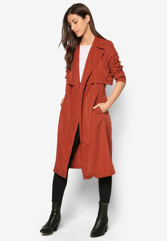 Long Classic Jacket