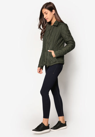 Green Thin Jacket