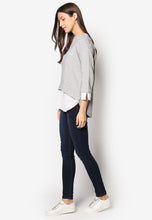 Cotton Gray Shirt