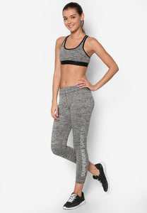 Gray Sportwear Set