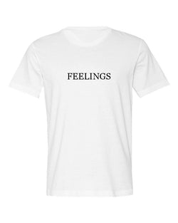 Men's FEELINGS Short Sleeve Tee