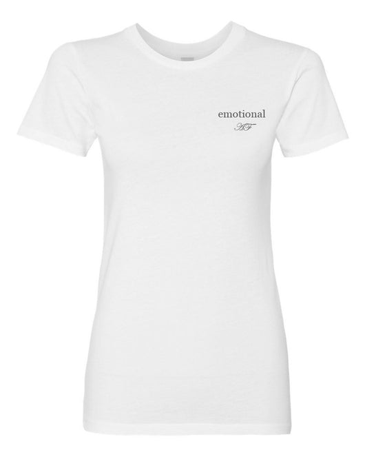 Women's Emotional AF Short Sleeve Tee