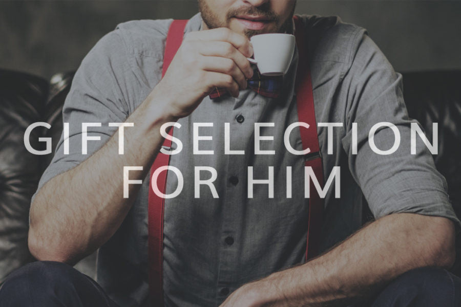 GIFT IDEAS FOR HIM: SELECTION FOR A TRENDY AND ORIGINAL STYLE
