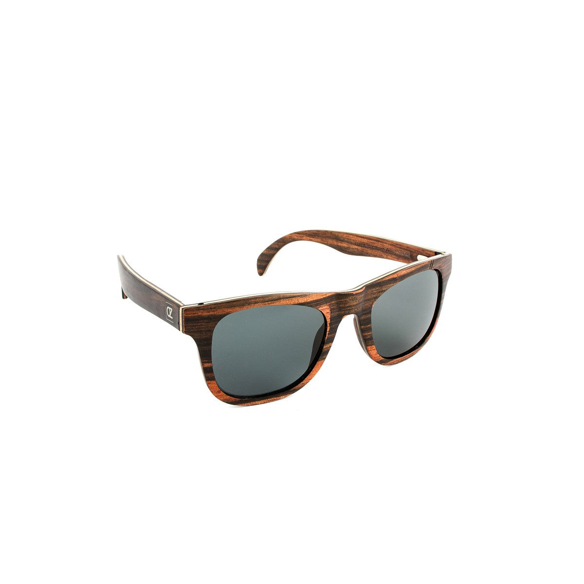 Wooden sunglasses Smoking Barrels