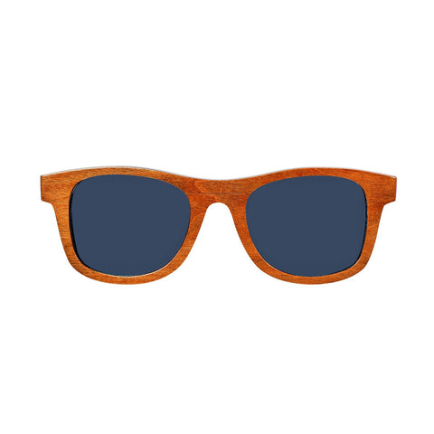 Maple Brown Wooden Sunglasses