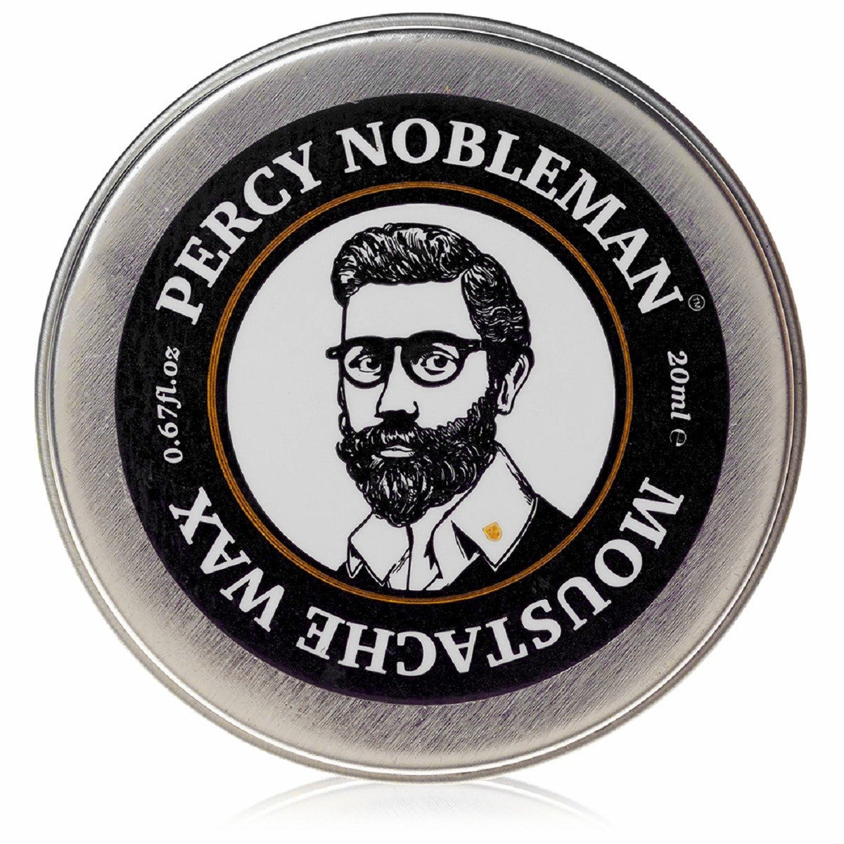 Percy Nobleman's Moustache Wax
