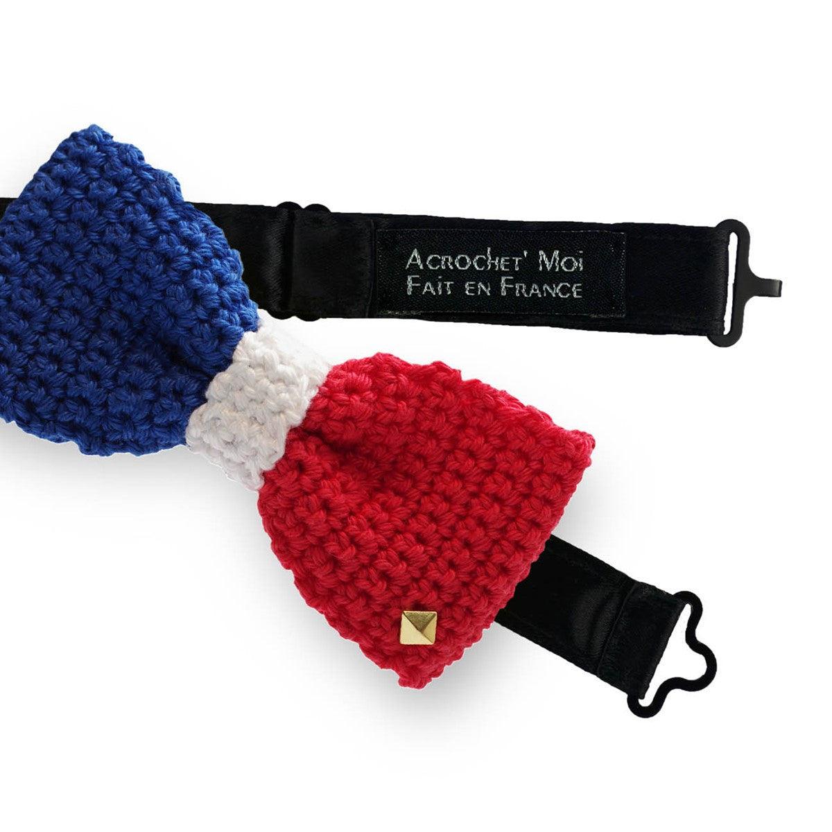 Bow Tie Crochet Made in France France
